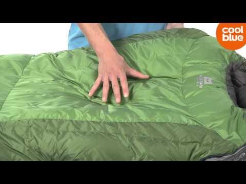 Mountain Equipment Glacier 1250 mini-review (NL/BE)