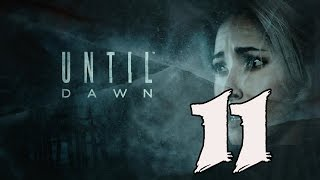 Until Dawn - Gameplay Walkthrough Part 11: A Beautiful Bird