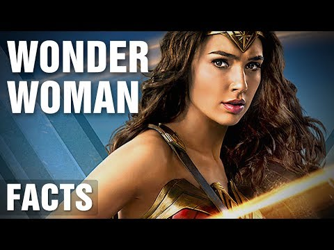 Interesting Facts About Wonder Woman