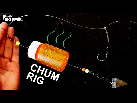 DIY Chum Fishing Rig: Attract More Fish! (FISHING TUTORIAL)