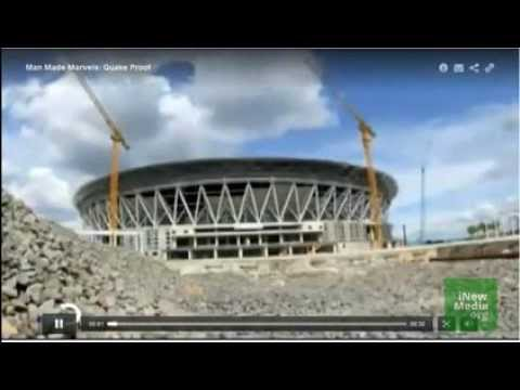 Discovery Channel Earthquake Proof: The Philippine Arena