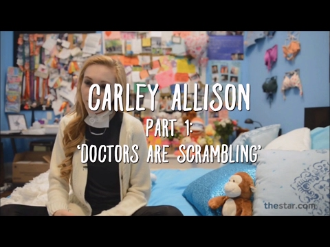 Kiss and Cry - Carley Allison - Part 1 - Doctors Are Scrambling