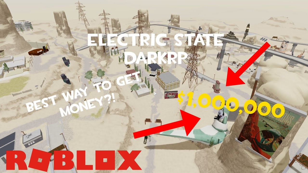 How To Glitch In Doors And A Wall Electric State Darkrp