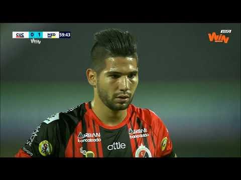 Cúcuta vs. Medellín (2-2) | Liga Aguila 2019-I | Fecha 16