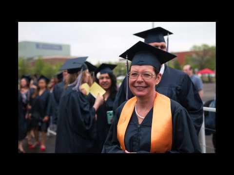 2015 Harper College Graduation Recap