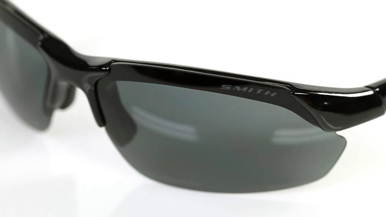 97e10a6e9e10 Product Review  Smith Optics Parallel Max Sunglasses - YouTube