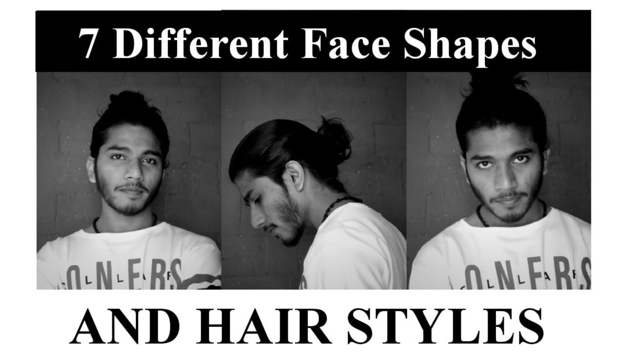 7__ DIFFERENT FACE SHAPES AND HAIR STYLES  //  CHOOSE CORRECT HAIRCUT FOR YOUR FACE SHAPE
