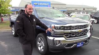 2017 Chevrolet Silverado High Desert For Al From Seth