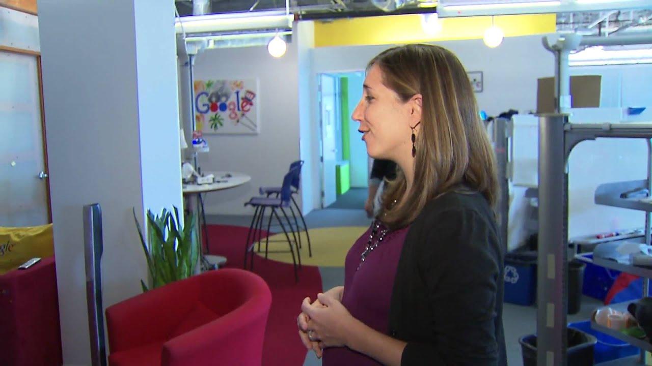 Google Chicago Headquarters Tour - YouTube