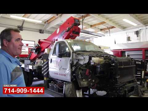 Commercial Truck Repair Service