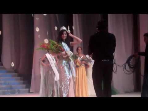 Nastassja Bolivar es Miss Nicaragua 2013