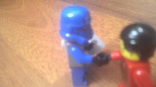 Лего гражданская война марвел 3