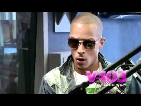T.I. 1st Interview Since Federal Prison Release (V-103) [2011] (Full Interview)