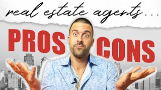 What Are The Pros and Cons Of Being a Real Estate Agent?
