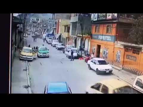 ACCIDENTE EN TLAXIACO OAXACA