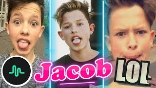 Funniest Jacob Sartorius Musical.ly Compilation |  Funny Comedy Musically Videos