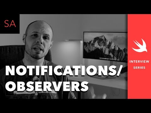 Swift Observer & Notification Pattern Tutorial - iOS Communication Patterns Part 2