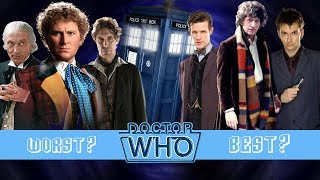 Ranking Doctor Who #4: The Costumes
