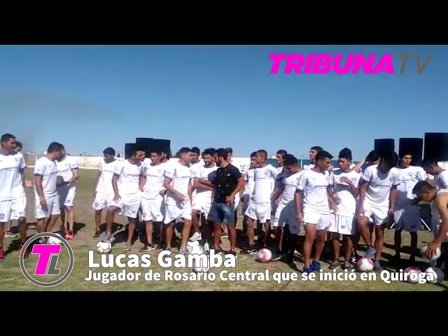Lucas Gamba (Rosario Central)