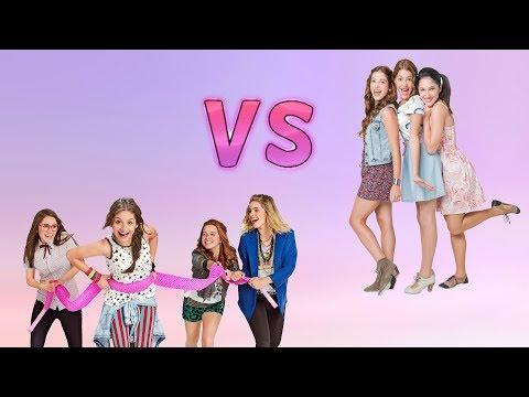 Soy Luna Girls vs Violetta Girls