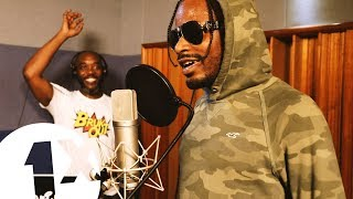 1Xtra in Jamaica - 1Xtra in Jamaica - Govana Big Yard Freestyle