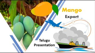 Mango Export Telugu For Complete Detail Training Visit  https://EDDMY.Com