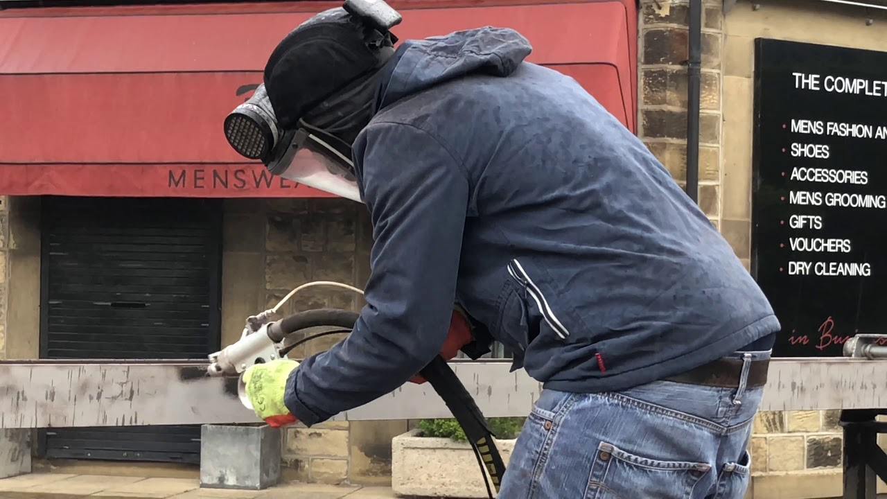 Sandblasting Restoration Services Near Me Ibix Cleaning