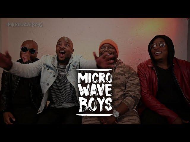 MicroWave Boys EP78: Dj Capital, Flavour Chillas, Voting season, Cheaters SA