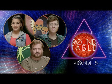 WATCH: Game Mechanics Affecting Story | Roundtable | Ep. 5