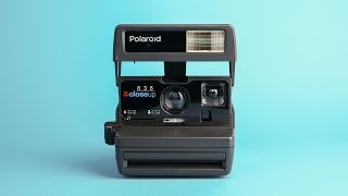 Video The Polaroid® 600 camera download MP3, 3GP, MP4, WEBM, AVI, FLV Agustus 2017