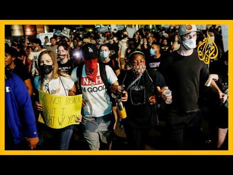 ???? احتجاجا على مقتل جورج فلويد.. رقعة المظاهرات تتسع بأميركا  - 14:59-2020 / 5 / 30
