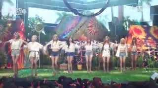 Gambar cover [MPD직캠] 소녀시대 직캠 파티 PARTY Girls Generation Fancam Mnet MCOUNTDOWN 150716