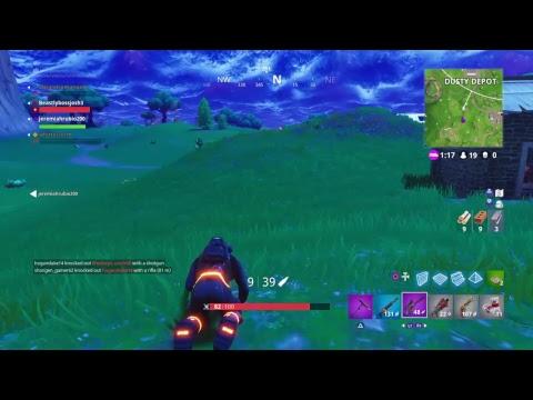 Fortnite Battle Royale Live Stream