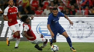 Arsenal vs Chelsea 0-3 All Goals & Highlights - 22/07/2017 HD