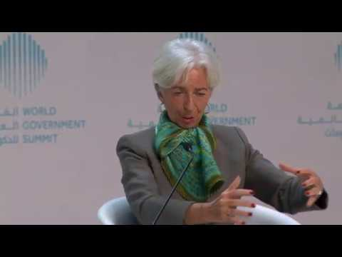 Using The Global Recovery To Create A Fairer World - H.E. Christine Lagarde - WGS 2018