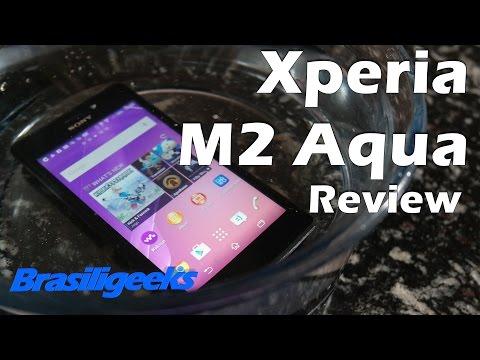 Xperia M2 Aqua - Review