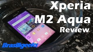Xperia M2 Aqua - Review