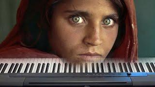 The Eyes of Sharbat Gula by Nightwish