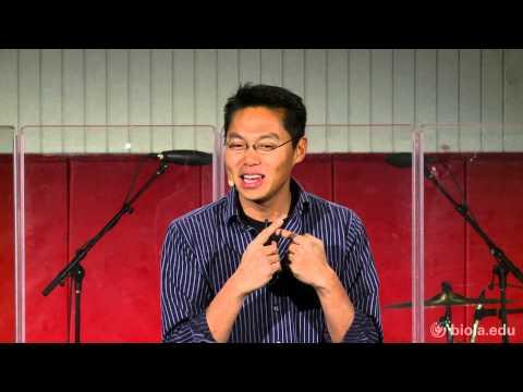 James Choung: Generational Worldviews - Biola University Chapel