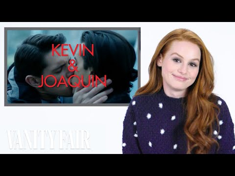 Riverdale's Madelaine Petsch Guesses Who's Kissing Who on Her Show | Vanity Fair
