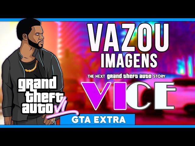 Vazou Várias Imagens Do Gameplay De Gta 6 Em Vice City?