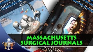 Fallout 4 Massachusetts Surgical Journals Comic Book Magazine Locations 9 Issues