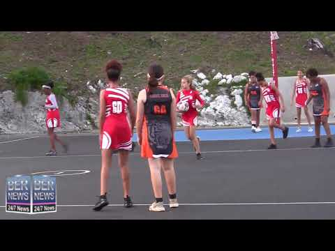 Bermuda Netball League, February 2020