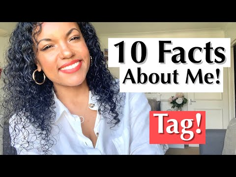 10 FACTS ABOUT ME TAG - GET TO KNOW ME | Layonie Jae