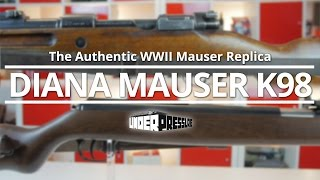 Diana Mauser K98:  The Authentic WWII Mauser Replica