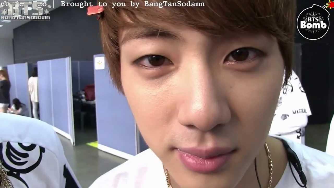 [BangTanSodamn][Vietsub][BANGTAN BOMB] Eye contact with ...