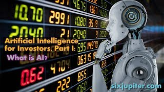 Artificial Intelligence for Investors: An Introduction