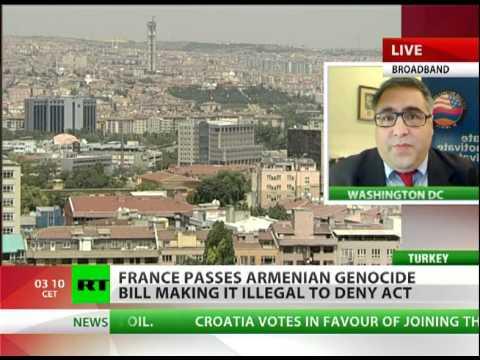 France outlaws Armenian Genocide denial