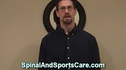 Lower Back Pain - Spokane WA