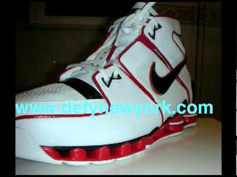 new concept 7d3f1 ed540 Nike Air Shox Bomber 2005 Review